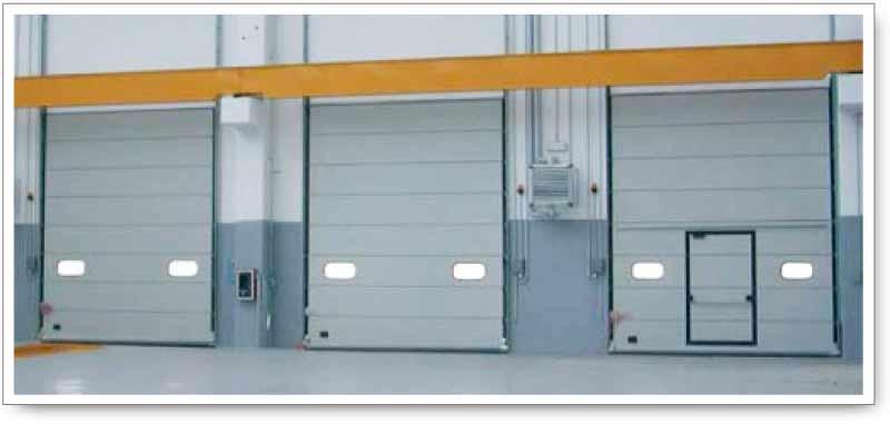 Puertas automaticas mantenimiento de puertas automaticas for Puertas industriales